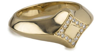 Michelle Fantaci Estrella Ring with Diamonds