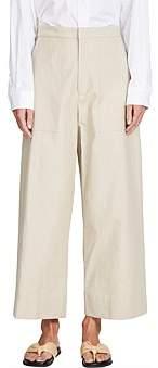 Bassike Wide Leg Workwear Chino