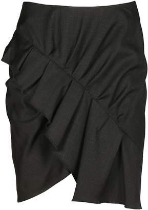 Etoile Isabel Marant Ruffled Mini Skirt