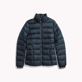 Tommy Hilfiger Seated Fit Quilted Puffer Jacket