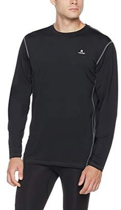 Runyon Athletics Men's Round-Neck Long Sleeve T-Shirt