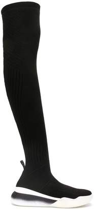 Stella McCartney thigh-high sock sneakers