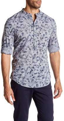 Rogue Crinkle Wash Floral Regular Fit Shirt