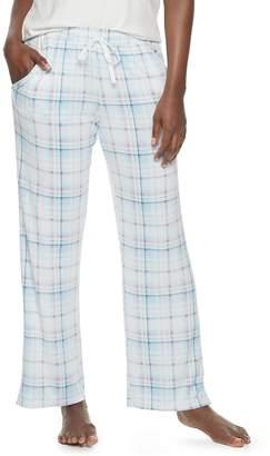 Croft & Barrow Women's Whisper Luxe Pajama Pants