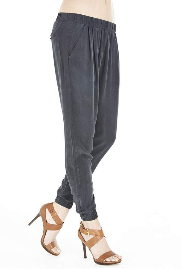 Gypsy 05 Navy Silk Pant