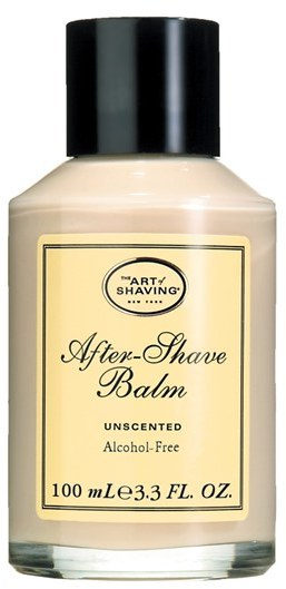 The Art of Shaving Unscented After-Shave Balm