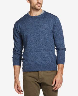 Weatherproof Vintage Cotton Merino Cashmere Crewneck Sweater