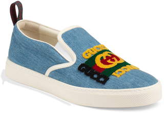ac26095df Mens Blue Gucci Sneakers | over 100 Mens Blue Gucci Sneakers | ShopStyle