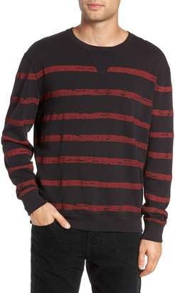ATM Anthony Thomas Melillo Stripe Sweatshirt
