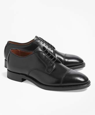 Brooks Brothers Cordovan Leather Straight Tips