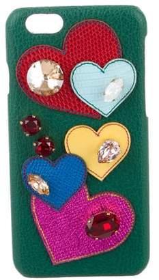 Dolce & Gabbana Heart iPhone 6G Case w/ Tags