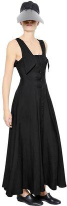 Viscose & Cotton Gauze Dress $3,014 thestylecure.com