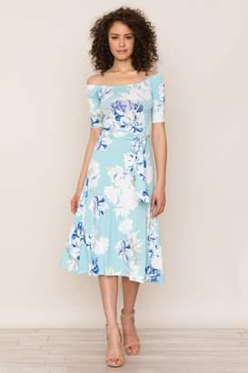 Yumi Kim Skip A Beat Jersey Dress