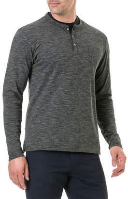 Rodd & Gunn Men's Tasman Downs Henley Shirt