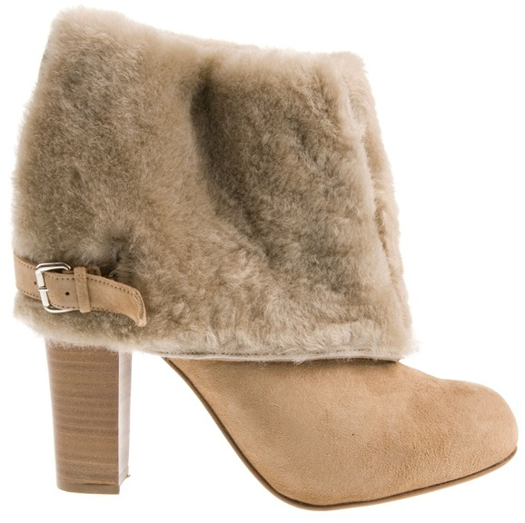 OPENING CEREMONY - Sheepskin ankle boot