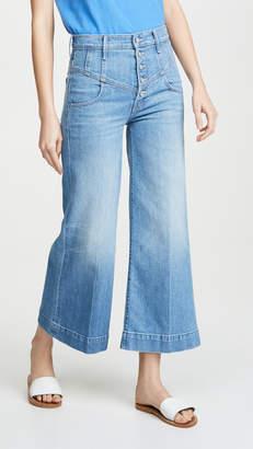Mother Superior Swooner Crop Jeans