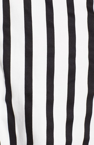 Women's Julia Jordan Stripe Stretch Cotton Shirtdress 3