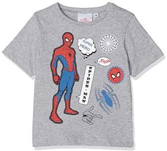 Marvel Boy's Spiderman Hero Long Sleeve T - Shirt