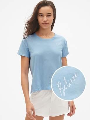 Gap Forever Favorite Hi-Lo T-Shirt