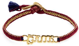 Firth Reversible Cobra Stitch Bracelet