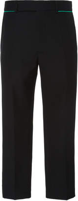 Haider Ackermann Embroidered Wool Trousers
