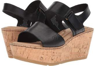 Børn Mae Women's Wedge Shoes