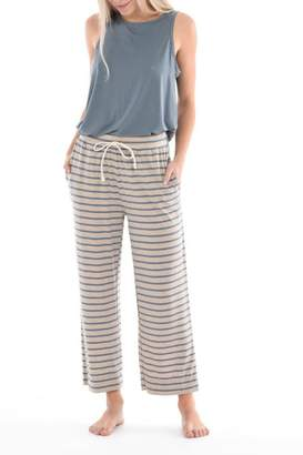 Paper Label Luna Cropped Pant
