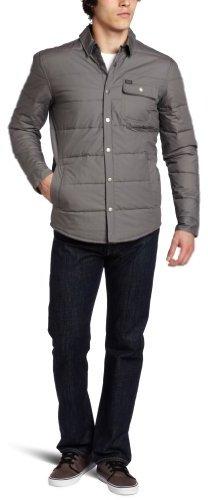 Brixton Men's Cass Snap Jacket
