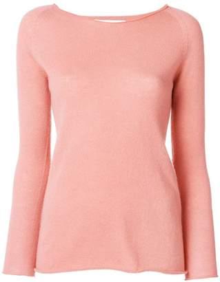 Lamberto Losani slim-fit sweater