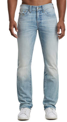 True Religion STRAIGHT FIT NATURAL BIG T JEAN