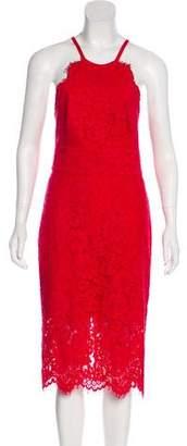 Lover Lace Midi Dress