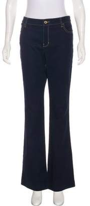 MICHAEL Michael Kors Mid-Rise Flared Jeans w/ Tags