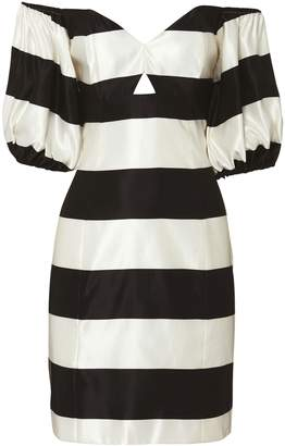 Caroline Constas Titos Off Shoulder Mini Dress