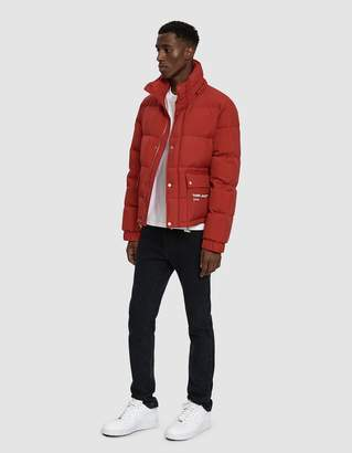 Off-White Off White Quote Puffer Jacket