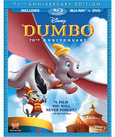 Disney Dumbo - 2-Disc Blu-ray and DVD Combo Pack