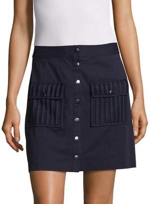 Zac Posen Women's Lizzie Mini Skirt