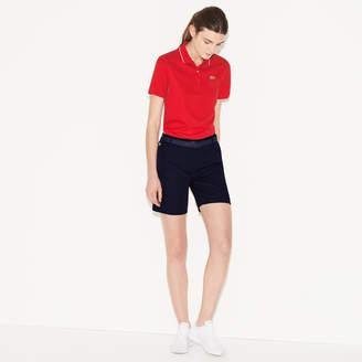 Lacoste Women's SPORT Golf Bermuda Shorts
