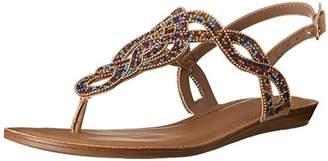 Fergalicious Women's Supra2 Flat Sandal