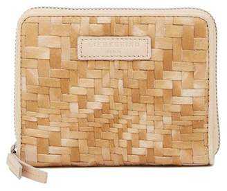 Liebeskind Berlin Conny Woven Leather Wallet