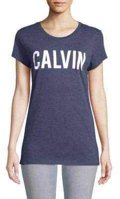 Calvin Klein Jeans Iconic Short-Sleeve Tee