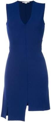 Stella McCartney asymmetric plunge dress
