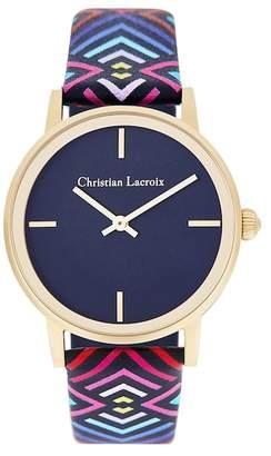 Christian Lacroix Women's Incroyable Quartz Watch, 36mm