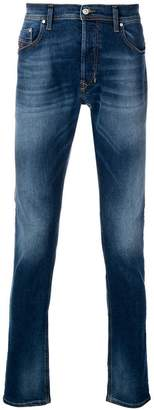 Diesel washed out skinny jeans