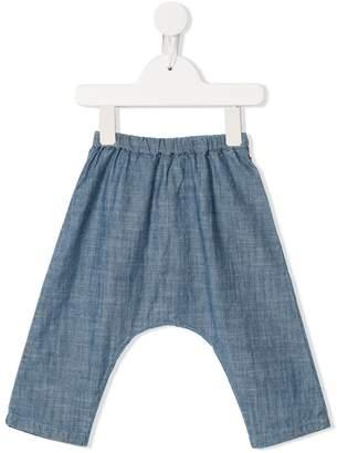 Bonpoint wide-crotch jeans