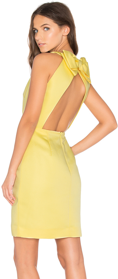 Kate Spade kate spade new york Bow Back Cupcake Dress