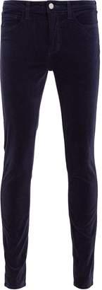 L'Agence Marguerite High-Rise Velvet Jeans