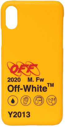 Off-White Off White Industrial Y013 Tech Iphone X/xs Cover