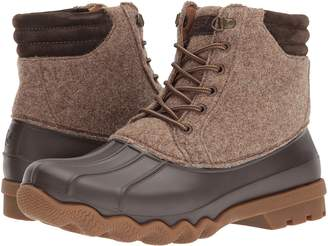 Sperry Avenue Duck Wool Boot Men's Pull-on Boots