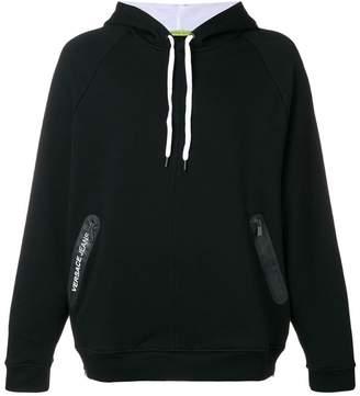Versace hooded sweatshirt