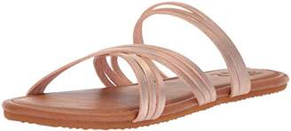 Billabong Women's Sandy Toes Flat Sandal